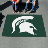 Michigan State Spartans Tufted Area Rug Ultimat Rug