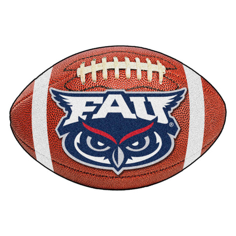 Florida Atlantic Owls Touchdown Football Area Rug