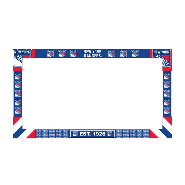 New York Rangers Flat Screen TV Frame