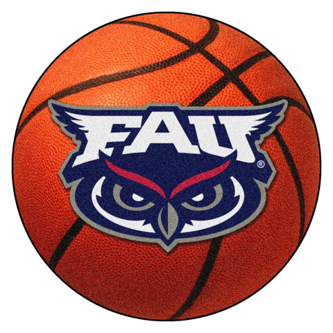 Florida Atlantic Owls Basketball Area Rug