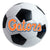Florida Gators Soccer Ball Rug