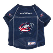 Columbus Blue Jackets Team Jersey Back