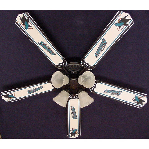 Vancouver Canucks 5 Blade Ceiling Fan