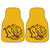 Arkansas-Pine Bluff Golden Lions Gold Carpet Floor Mat Set - Team Sports Gift