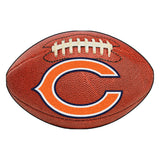 Chicago Bears Touchdown Football Area Rug