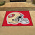 San Francisco 49ers Tufted 45 x 34 Area Rug