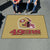 San Francisco 49ers Tufted 96 x 60 Area Rug