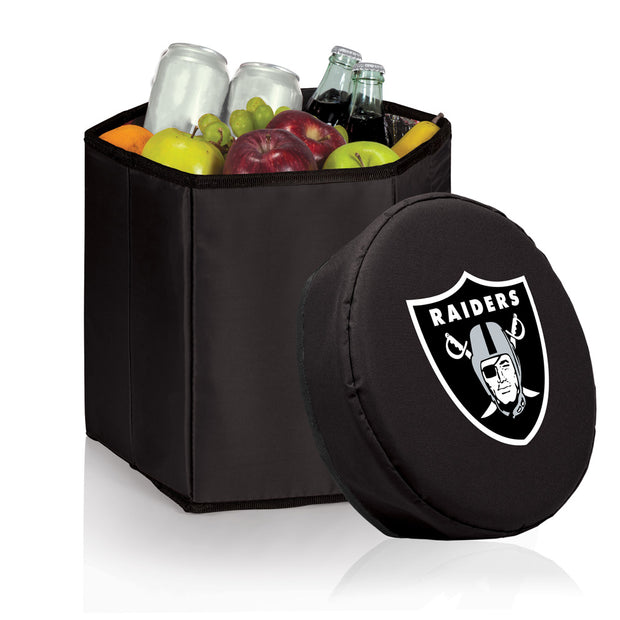 Oakland Raiders Cooler Tote & Seat
