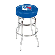 New York Rangers Game Room Stool