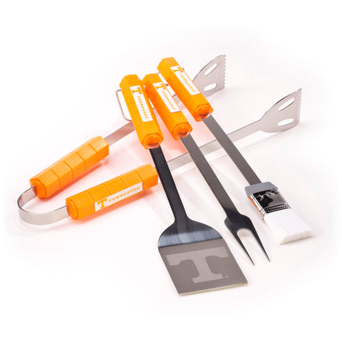 Tennessee Volunteers 4pc BBQ Grill Set