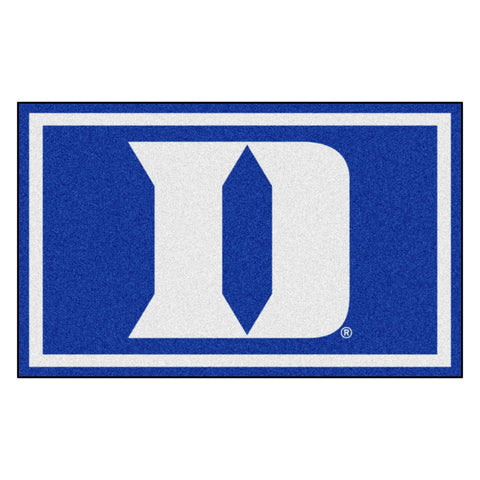 Duke Blue Devils Ultra Plush Area Rug