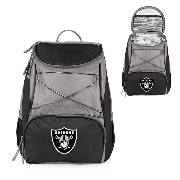 Oakland Raiders PTX Backpack Cooler Tote