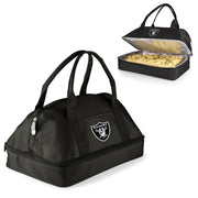 Las Vegas Raiders Insulated Food Carrier Bag