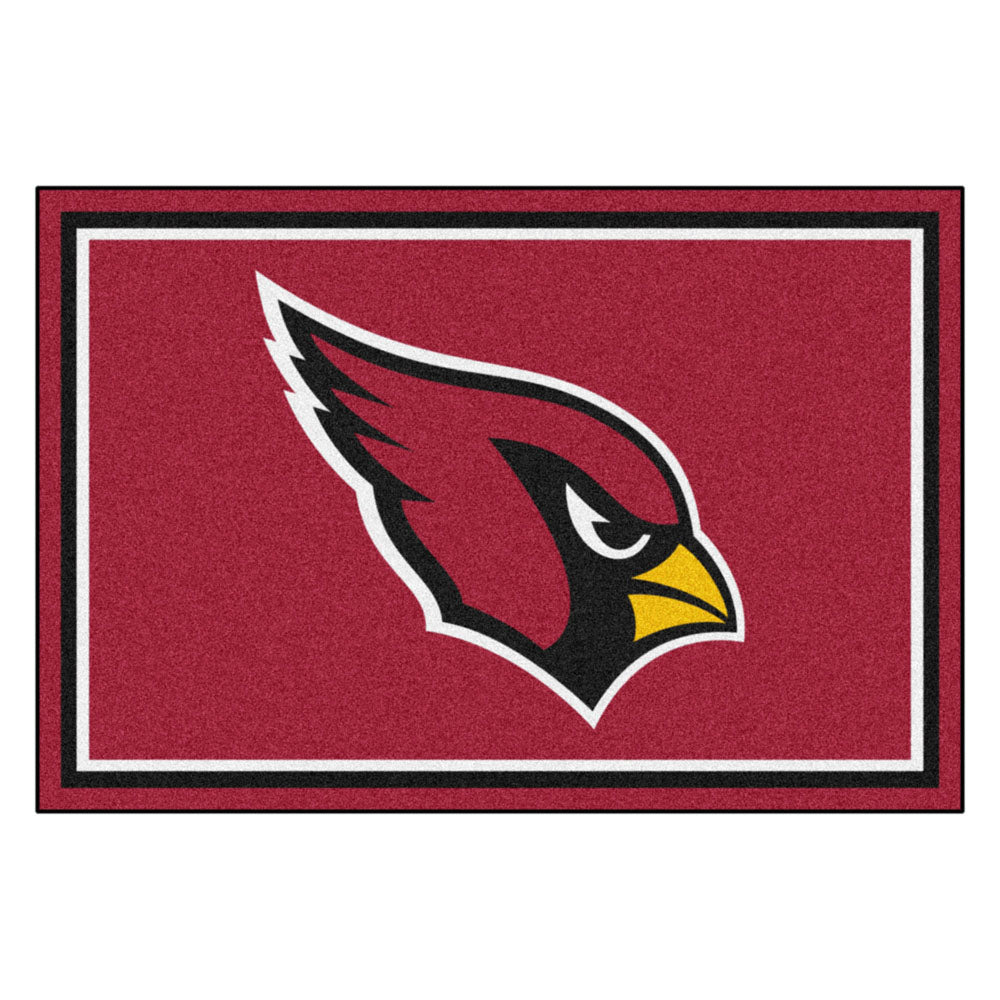 Arizona Cardinals Ultra Plush Area Rug