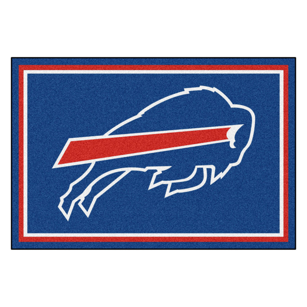Buffalo Bills Ultra Plush Area Rug
