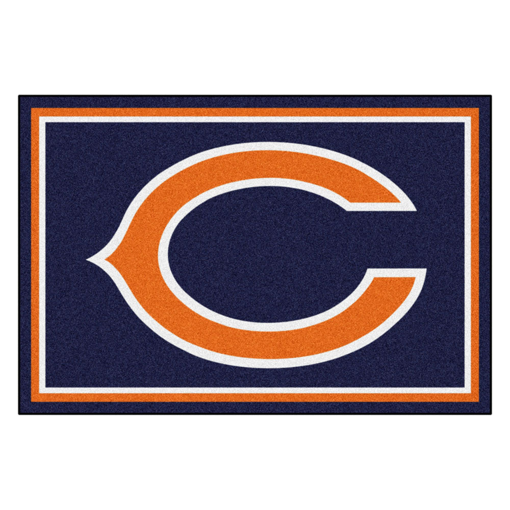 Chicago Bears Ultra Plush Area Rug