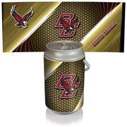 Boston College Eagles Mega Can Cooler with Ball Leather Graphics