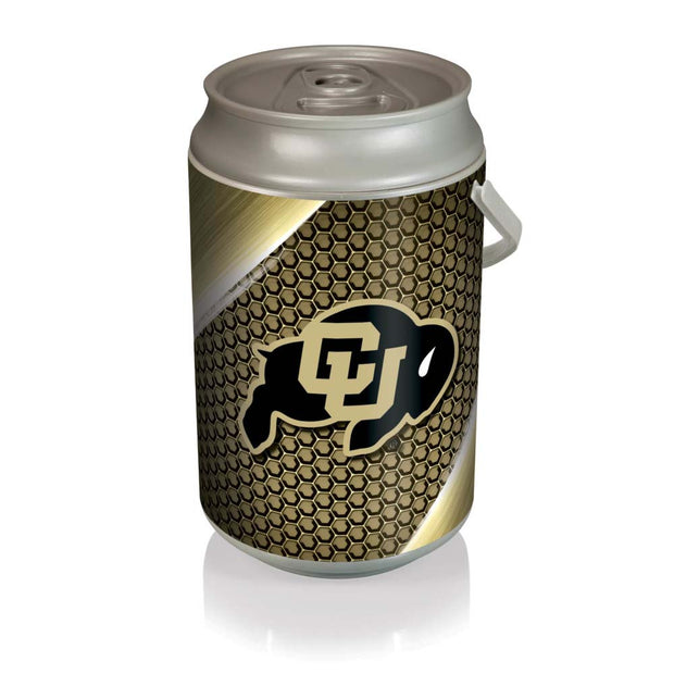 Colorado Buffaloes Mega Can Cooler with Ball Leather Graphics - Team Sports Gift