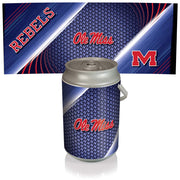 Ole Miss Rebels Mega Can Cooler with Ball Leather Graphics