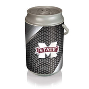 Mississippi State Bulldogs Mega Can Cooler with Ball Leather Graphics