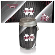 Mississippi State Bulldogs Mega Can Cooler with Ball Leather Graphics - Team Sports Gift