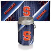 Syracuse Orange Mega Can Cooler with Ball Leather Graphics