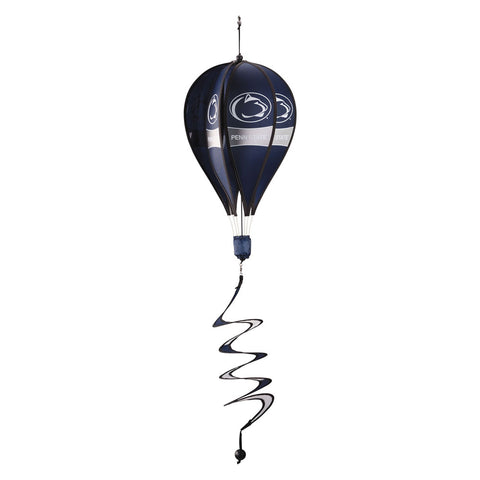 Penn State Nittany Lions Hot Air Balloon Wind Spinner