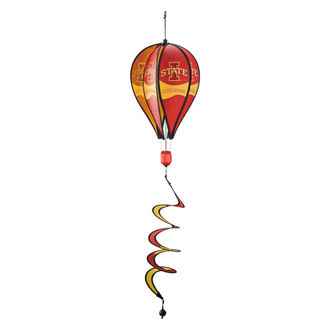Iowa State Cyclones Hot Air Balloon Wind Spinner