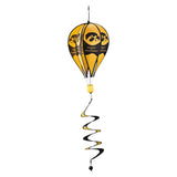 Iowa Hawkeyes Hot Air Balloon Wind Spinner