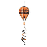 Oklahoma State Cowboys Hot Air Balloon Wind Spinner