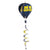 Michigan Wolverines Hot Air Balloon Wind Spinner - Team Sports Gift