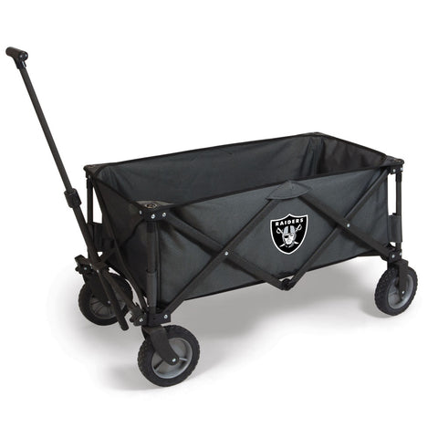 Las Vegas Raiders Adventure Utility Wagon & Cooler