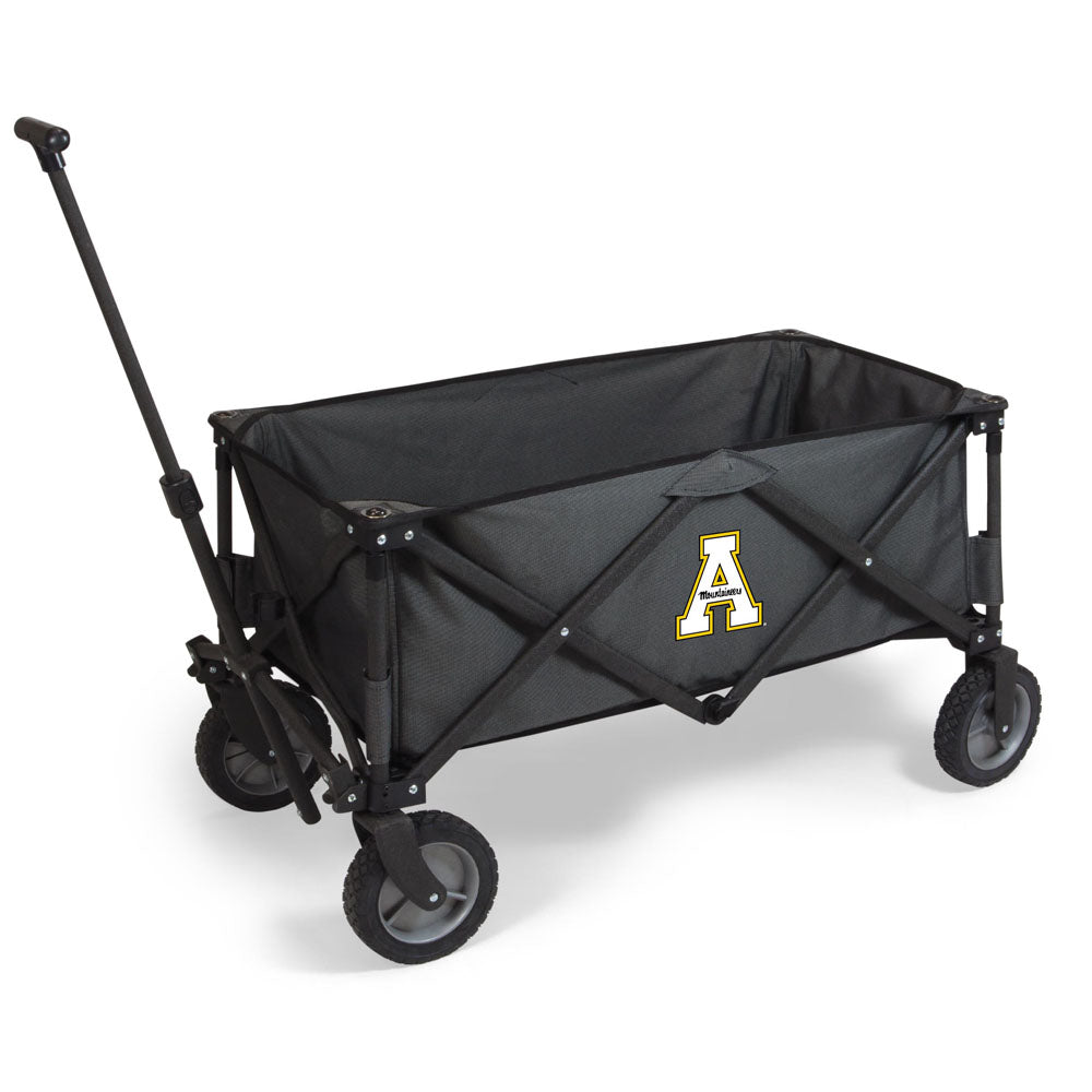 Appalachian State Mountaineers Adventure Utility Wagon & Cooler