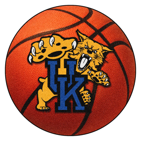 Kentucky Wildcats Basketball Area Rug