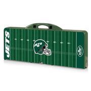 New York Jets Football Field Folding Picnic Table