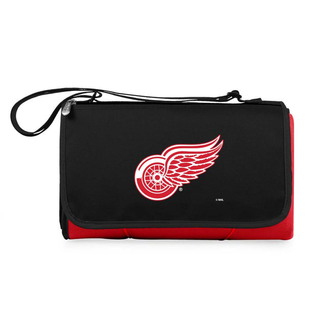 Detroit Red Wings Picnic Blanket Tote in Red