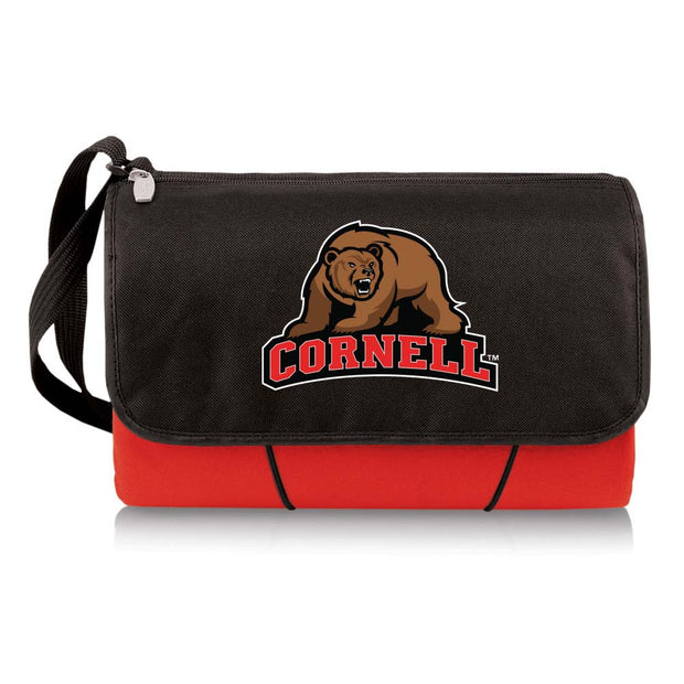 Cornell Big Red Picnic Blanket Tote in Red