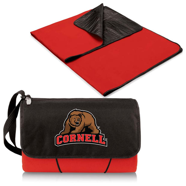 Cornell Big Red Picnic Blanket Tote