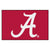 University of Alabama Tufted 30 x18 Area Rug