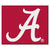University of Alabama Tufted Area Rug - Team Sports Gift