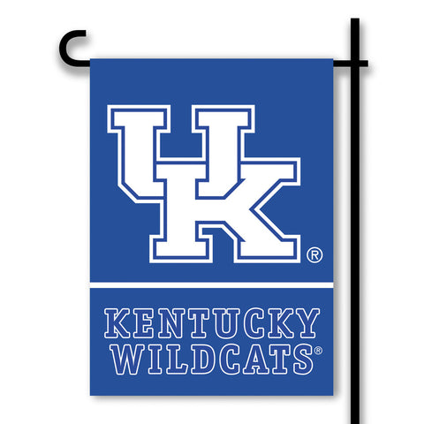 Kentucky Wildcats 2-Sided Garden Flag