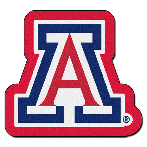 Arizona Wildcats Team Logo Accent Rug