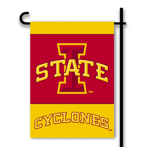 Iowa State Cyclones 2-Sided Garden Flag