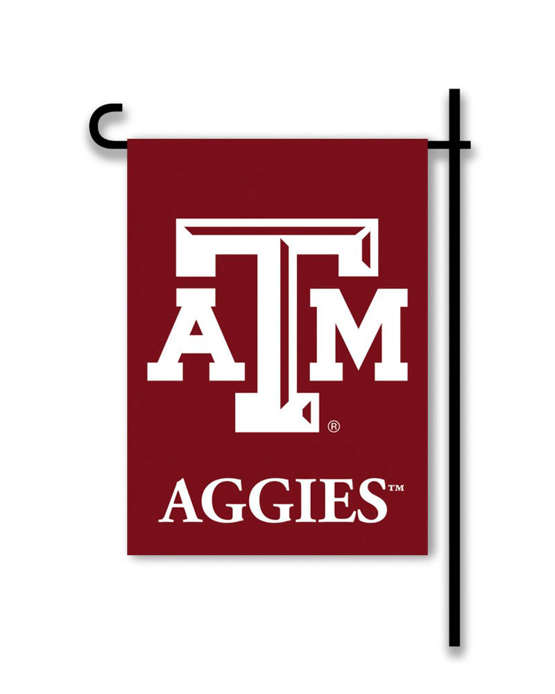 Texas A&M Aggies 2-Sided Garden Flag