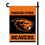 Oregon State Beavers 2-Sided Garden Flag