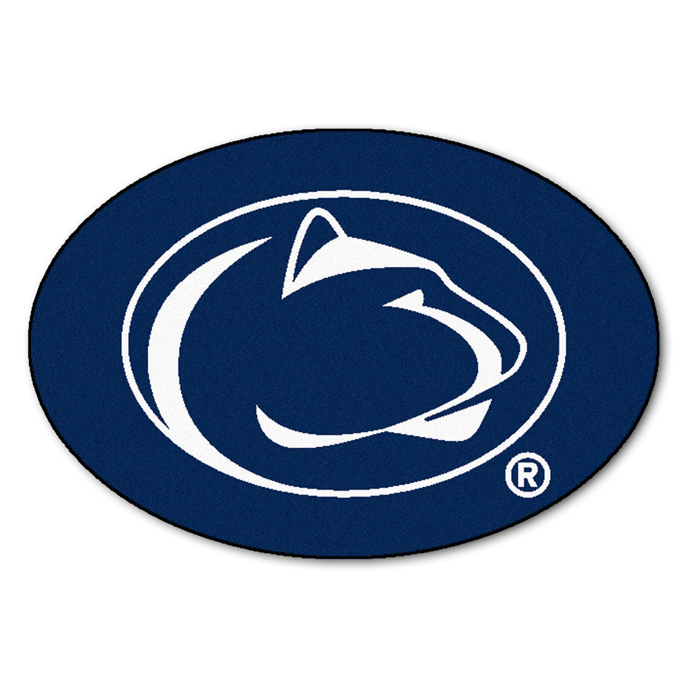 Penn State Nittany Lions Team Logo Accent Rug