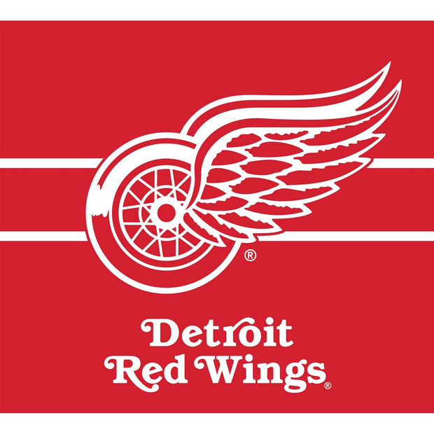 Detroit Red Wings Single Garage Door Flag