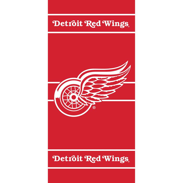 Detroit Red Wings Entry Door Flag
