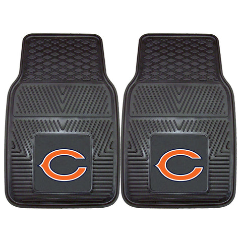 Heavy Duty Vinyl Chicago Bears Floor Mats