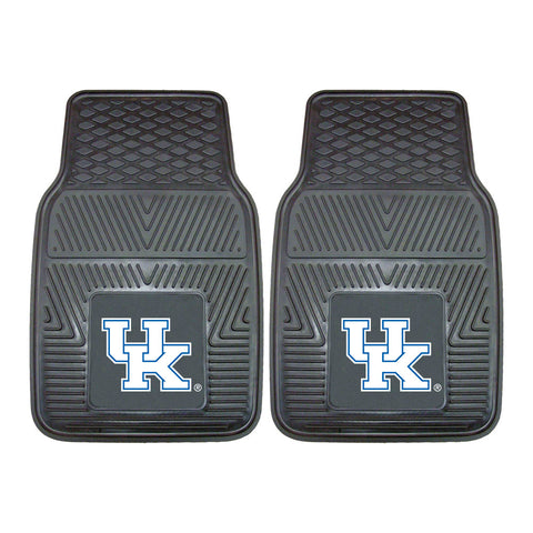 Heavy Duty Vinyl Kentucky Wildcats Floor Mats